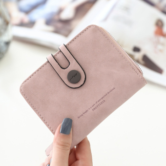 Prettyzys indie women Japanese and Korean style multi-functional purse women's wallet