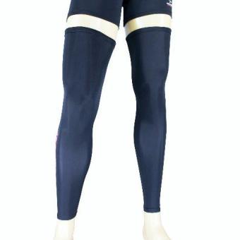 PROCARE COMBAT #5206 Compression Full Leg Sleeves Pair (Black) - 3