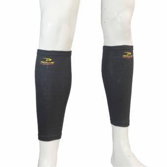 PROCARE COMBAT #CSX06 Shin Calf Sleeves Seamless Elastic 2-Way Pair(Black)