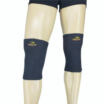 PROCARE COMBAT #CSX07 Knee Sleeves Seamless Elastic 2-Way Pair(Black)