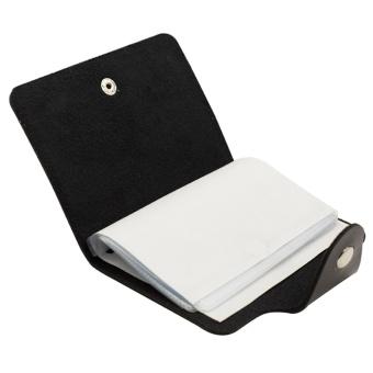 PU Leather 12 Slot ID Credit Cards Holder Pocket Wallets - intl - 5