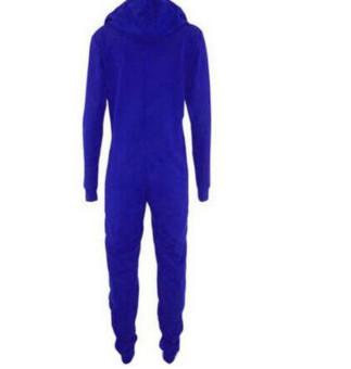 Pyjamas Adult Pajamas Onesie Batman Superman Zip One PieceSleepsuit Sleepwear - 3