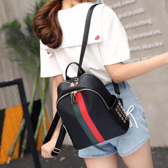 QF HIGHT QUALITY New Korean shoulder bag(GREEN RED)
