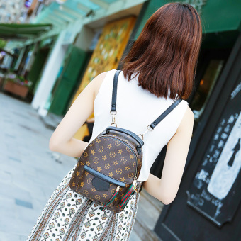 Qiudong Korean-style female New style shoulder small bag mini shoulder bag (Ribbon small version)