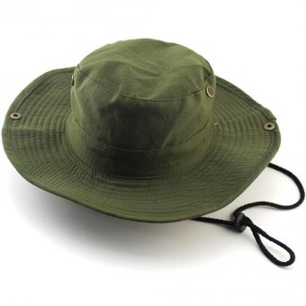 Quick-dry Bucket Hat Sun Cap for Fishing Hiking Camping Traveling