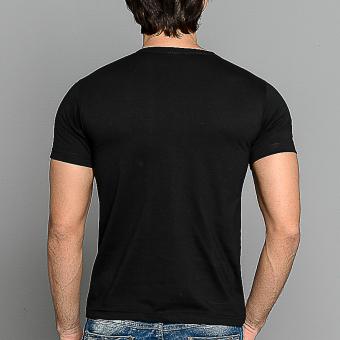 Rappler Xchange Make Your Move Cotton T-Shirt (Black) - 4