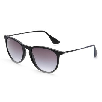 Ray-Ban Chris RB4187 622/8G Sunglasses (Black Rubber)