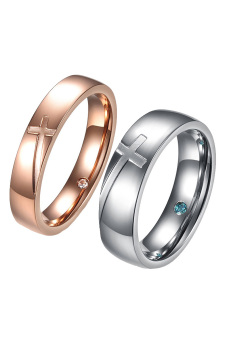 Ring Fit Lover B85388 Rose Gold
