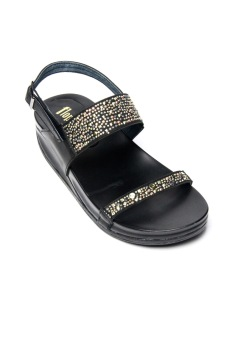 Rizza Flip Flops by Floppies by Ohrelle (Black). Price Philippines