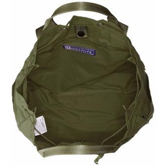 Rootote Ceoroo V2 2-Way Tote Backpack (Khaki) - 3