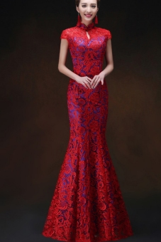 Royal evening dress elegant evening gown - Intl | Lazada PH