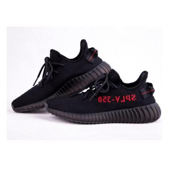 Running shoes for Yeezy Boost 350 V2 Core Black Red - intl - 3