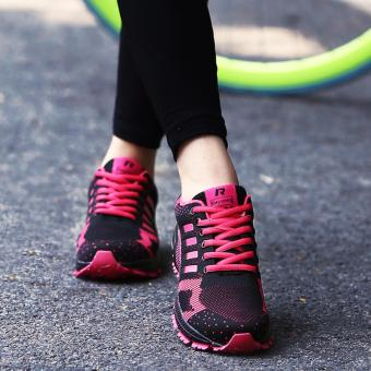 Running Shoes Women Sneakers Casual Athletic Shoes(red) - intl - 2