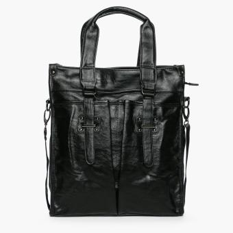 Salvatore Mann Alyx Tote Bag (Black)
