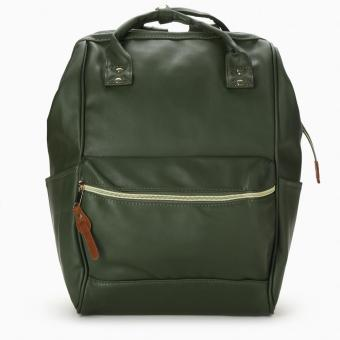 Salvatore Mann Mens Lander Backpack (Olive Green)
