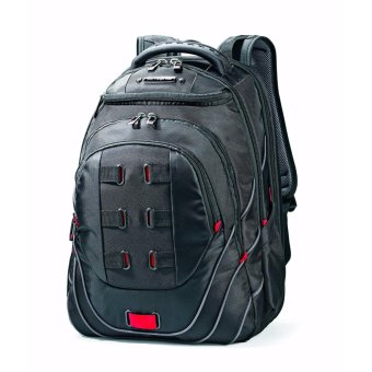 Samsonite Luggage Tectonic Backpack Black/Red Price Philippines