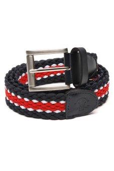 Santa Barbara Polo and Racquet Club Belt (Black)