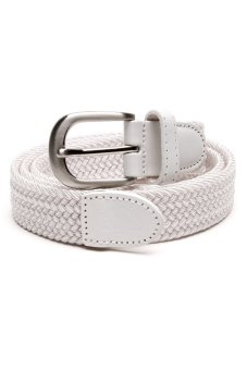 Santa Barbara Polo and Racquet Club Ladies' Belt (White) Price Philippines