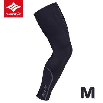 Santic Cycling Leg Warmers Ice-cool MTB Ciclismo Bicycle Leg Sleeve Knee Warmers Anti-Sweat UV Protect Perneras Ciclismo, Size M Price Philippines