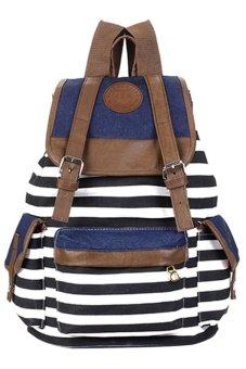 Sanwood® Canvas Leisure Bag Black