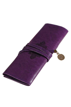 Sanwood® Retro Pen Purse Purple