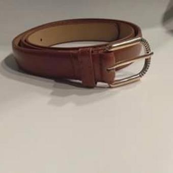 SeanSean Stylish Belt Plain(brown) - 2