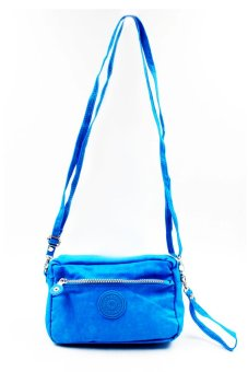 Seeingly Sling Bag (Clearest Blue)