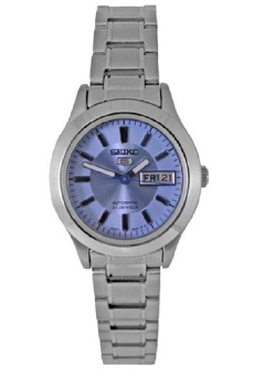 Seiko SYMD89K Ladies Stainless Steel Strap Watch (Silver)