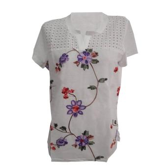 Simple Trendy Fashion Tops-079 Price Philippines