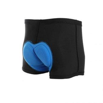 Size M L XL XXL New Cycling Underwear 3D Padded GEL Shorts - 2
