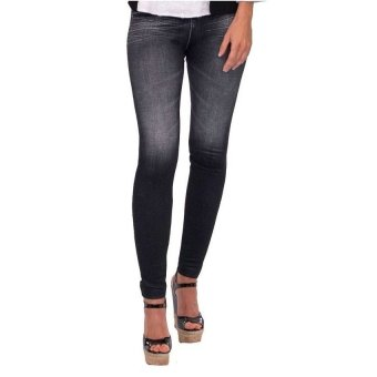 Slim N Lift Caresse Jeans 26-34(Black)