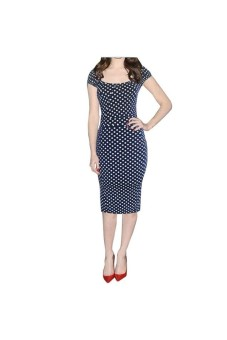 Slim OverHip Pencil Dress