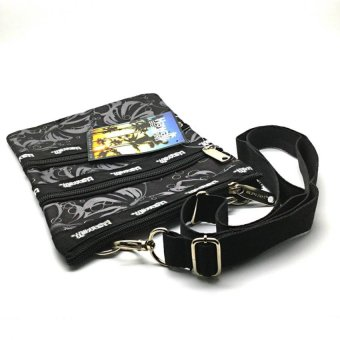 Sling Bag (Black) with FREE LD LACE