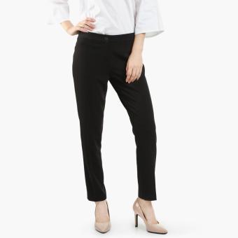 SM Woman Career Slim Pants (Black)