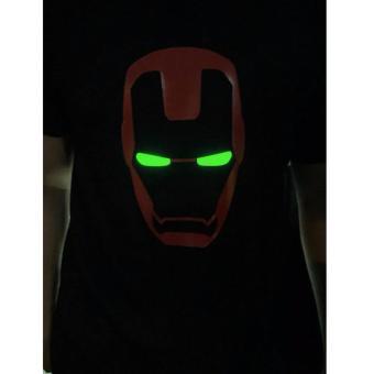 Smartieshirt Ironman Glow in the Dark Eyes Mask (IMG02) - 2