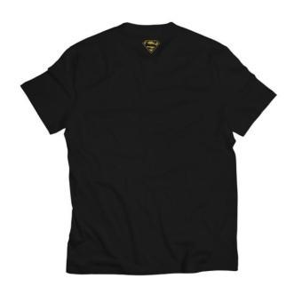 Smartieshirt Superman for Men (Black/Gold) - 2