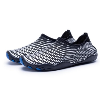 Sneakers For Men Stretch Fabric Beach Water Shoes Summer 2017Comfortable Sport Footwear Lightweight Outdoor Aqua Shoe - intl - 3