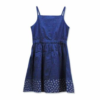 Sofia The First Strappy Dress (Chambray) - 2