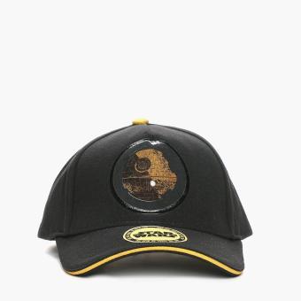 Star Wars Mens Snapback Cap (Black)