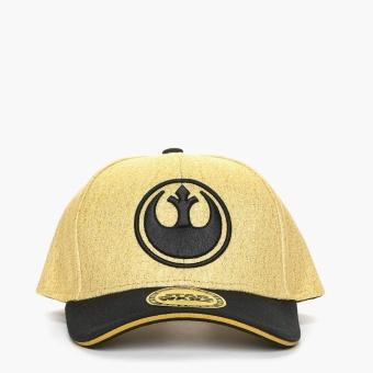 Star Wars Mens Snapback Cap (Yellow)