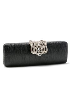 Stratal 1036 Oro Clutch bag (Black)