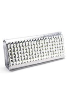 Stratl 00289 Fashion Il Potere Party Bag (Silver)
