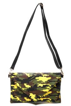 Stratl 1489 Fashion Esercito Clutch Bag (Yellow)