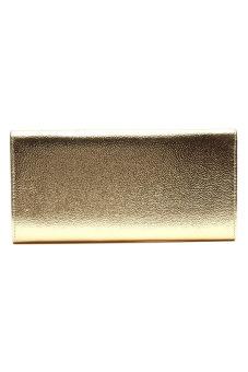 Stratl 3913 Fashion Fibbia Party Bag (Gold)
