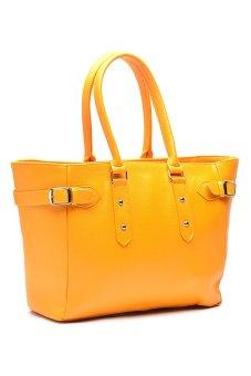 Sugar Fab Tote Bag (Mustard Yellow)