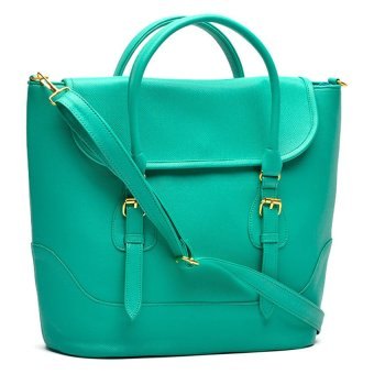 Sugar Julie Satchel Bag (Green) - picture 2