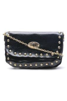 Sugar Milly Clutch Bag (Black)