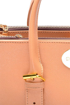 Sugar Rohelle Top-Handle Bag (Light brown) - picture 2
