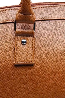 Sugar Yvonne Tote Bag (Light Brown) - picture 2