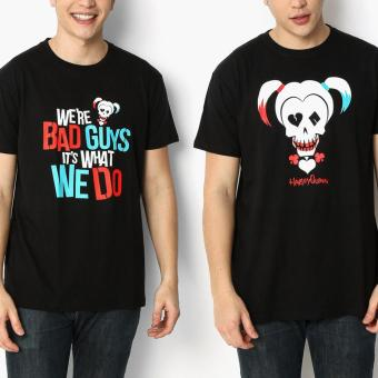 Suicide Squad 2-piece Harley Quinn Teens Tee Set (S) Price Philippines